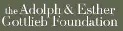 Adolph and Esther Gottlieb Foundation